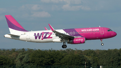 A picture of HALYP - Airbus A320232 - Wizz Air - © Szabó Imre