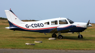 G-CDEO - Piper PA-28-180 Cherokee Archer - Private