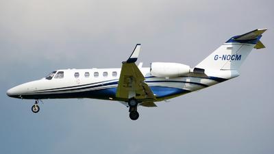 G-NOCM - Cessna 525 Citationjet CJ2 - Air Charter Scotland