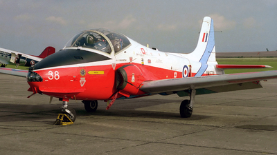 XW374 - Hunting Percival Jet Provost T.5A - United Kingdom - Royal Air Force (RAF)