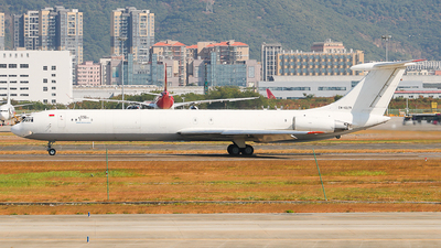 EW-505TR - Ilyushin IL-62MGr - Rada Airlines