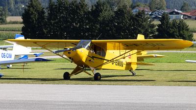 D-ENUQ - Piper PA-18-150 Super Cub - Luftsportverband Salzburg