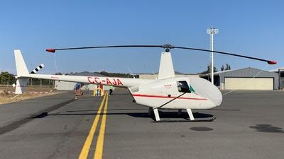 CC-AJA - Robinson R44 Raven - Private