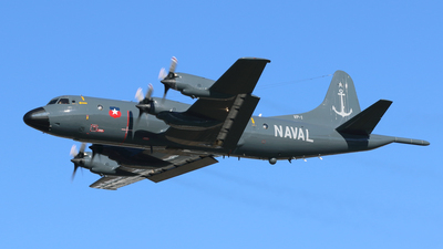 407 - Lockheed P-3A Orion - Chile - Navy