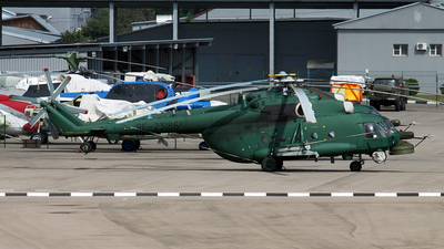 RF-23186 - Mil Mi-8MNP-2 - Russia - Federal Border Guards Aviation Command