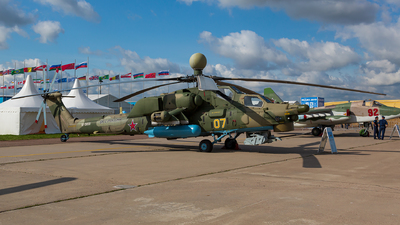 RF-13659 - Mil Mi-28UB Havoc - Russia - Air Force