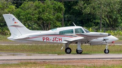 PR-JCH - Cessna 310R - Heiss Taxi Aereo