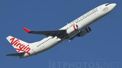 ZK-PBD - Boeing 737-8FE - Virgin Australia