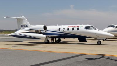 VH-LJG - Gates Learjet 35A - Private