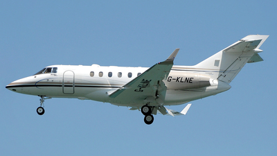 A picture of GKLNE - Hawker 900XP -  - © Paul Denton