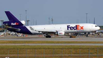 N597FE - McDonnell Douglas MD-11(F) - FedEx
