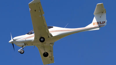 N193JP - Diamond DA-40 Diamond Star - Private
