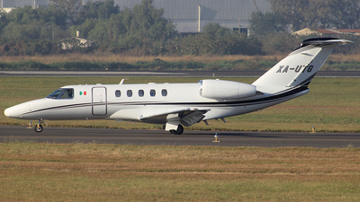 XA-UTG - Cessna 525 Citation CJ4 - Private