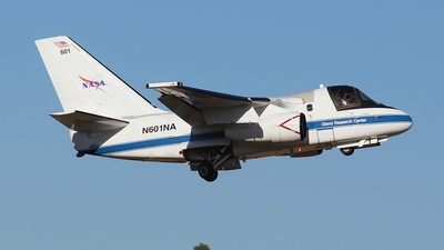 N601NA - Lockheed S-3B Viking - United States - National Aeronautics and Space Administration (NASA)