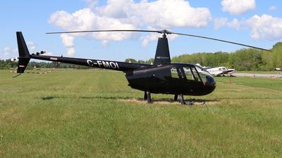 C-FMOI - Robinson R44 Raven - Héli-Tremblant