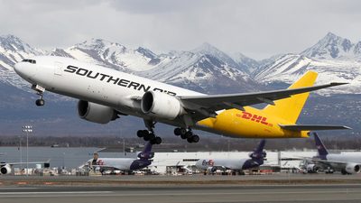 N775SA - Boeing 777-FZB - Southern Air