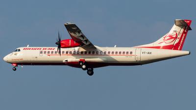 VT-AIX - ATR 72-212A(600) - Air India Regional (Alliance Air)