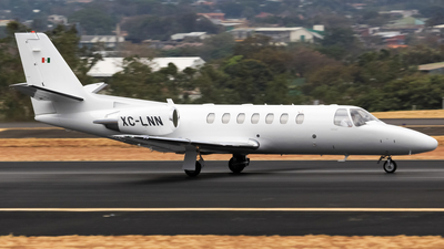 XC-LNN - Cessna 560 Citation Encore - Mexico - Government