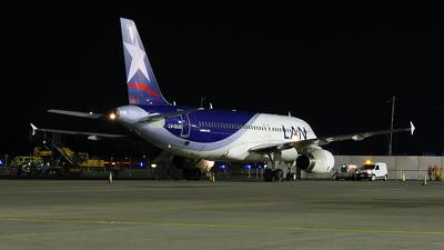 LV-GUS - Airbus A320-233 - LAN Argentina