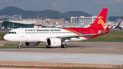A picture of B30FL - Airbus A320271N - Shenzhen Airlines - © Shiori Daredemo Daisuki