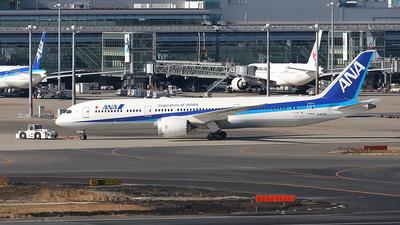 JA923A - Boeing 787-9 Dreamliner - All Nippon Airways (ANA)