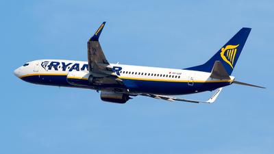 9H-QAR - Boeing 737-8AS - Malta Air (Ryanair)