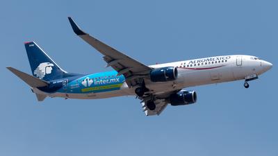 A picture of XAZAM - Boeing 737852 - Aeromexico - © Roberto Tirado