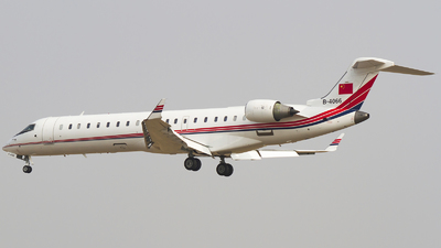 B-4066 - Bombardier CL-600-2C10 Challenger 870 - China - Air Force