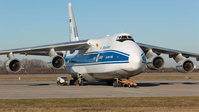 RA-82078 - Antonov An-124-100-150 Ruslan - Volga Dnepr Airlines