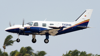 YV2949 - Piper PA-31T1 Cheyenne I - Private