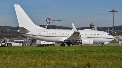A6-RJV - Boeing 737-77W(BBJ) - Royal Jet