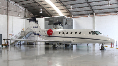 PT-RMB - Cessna 650 Citation VII - Private