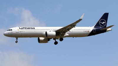 D-AIED - Airbus A321-271NX - Lufthansa
