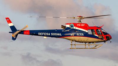 PR-CBP - Helibrás HB-350B Esquilo - Brazil - Military Police of Pernambuco State