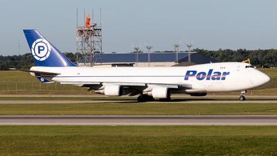 N450PA - Boeing 747-46NF(SCD) - Polar Air Cargo