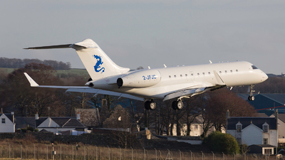 2-JFJC - Bombardier BD-700-1A10 Global Express - Private