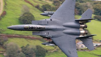91-0301 - McDonnell Douglas F-15E Strike Eagle - United States - US Air Force (USAF)