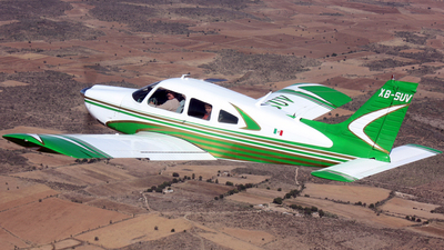 XB-SUV - Piper PA-28R-200 Cherokee Arrow B - Private