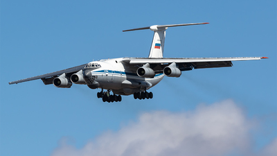 RF-76702 - Ilyushin IL-76MD - Russia - Air Force