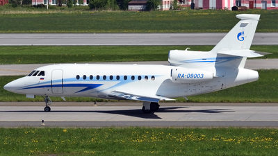 RA-09003 - Dassault Falcon 900EX - Gazpromavia