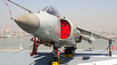 IN617 - Hawker Siddeley Sea Harrier FRS.51 - India - Navy