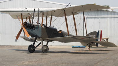 ZK-BFR - Royal Aircraft Factory BE.2f - Private