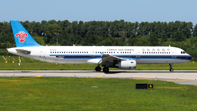 B-2281 - Airbus A321-231 - China Southern Airlines