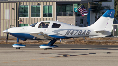 N478AB - Cessna LC41-550FG - Private