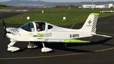 D-MPPJ - Tecnam P96 Golf 100 - Private