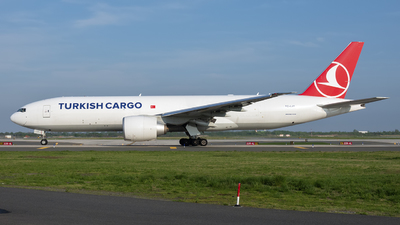 A picture of TCLJT - Boeing 777F - Turkish Airlines - © Mark Szemberski
