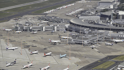 EDDL - Airport - Airport Overview
