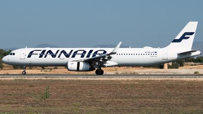 OH-LZG - Airbus A321-231 - Finnair