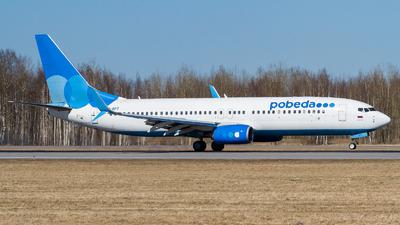 A picture of VPBPT - Boeing 7378AL - Pobeda - © Andrei Kurach
