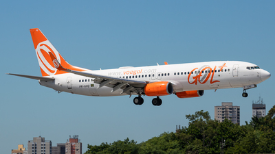 A picture of PRGXQ - Boeing 7378EH - GOL Linhas Aereas - © fachetti_spotter